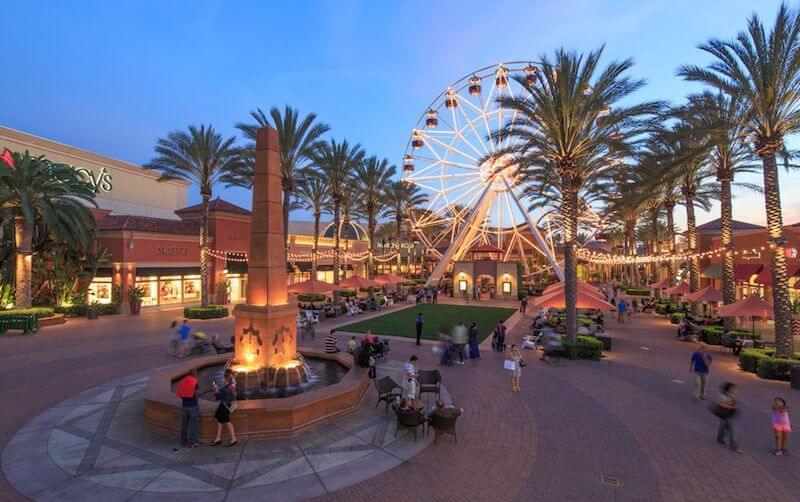 Migliori posti per vivere in california