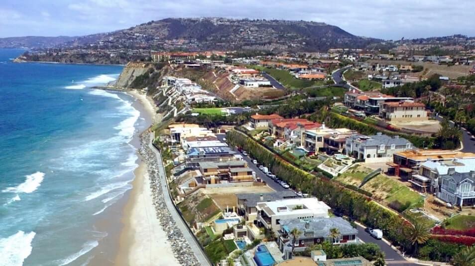migliori posti dove vivere in california al mare