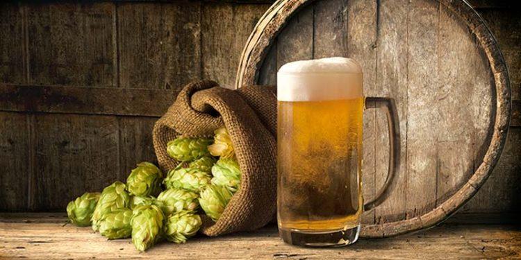 boccale birra e botte