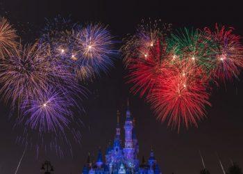 fuochi artificio castello parigi