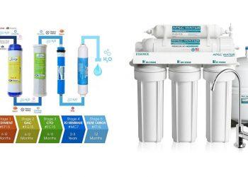 come creare un filtro per l'acqua