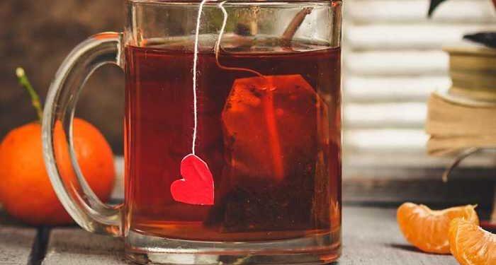 tazza te cuore