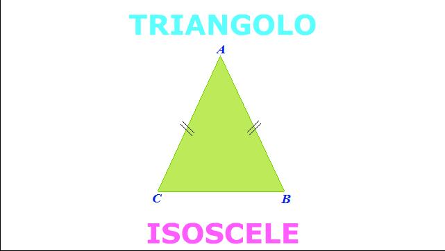 area altezza triangolo