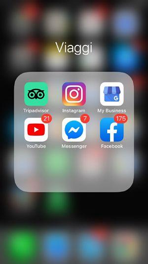 iniziare conversazione facebook