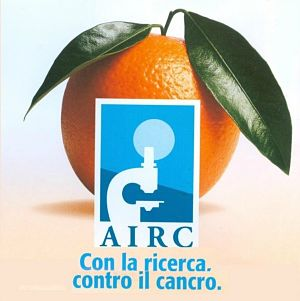 airc arance contro il cancro