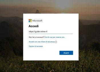configurazione email hot mail