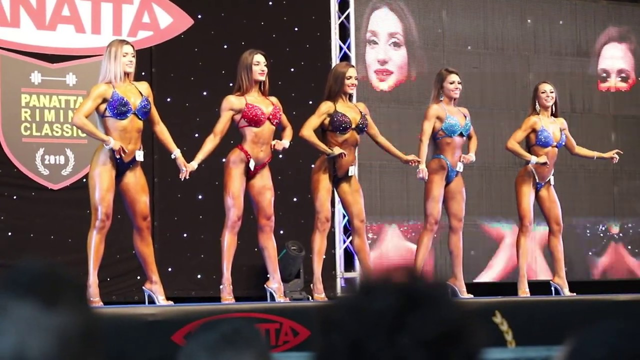 Rimini Wellness 2019 IFBB Rimini Wellness Bikini juniores