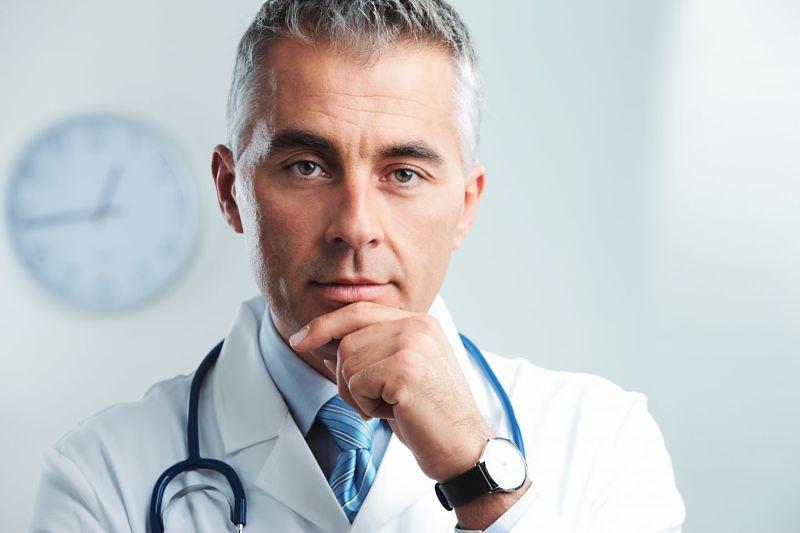 medico chirurgo uomo