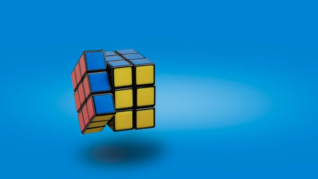 record cubo rubik