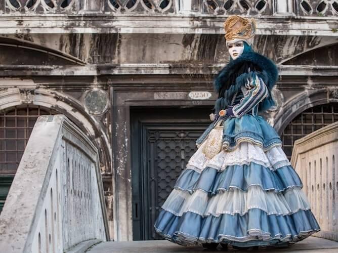 Costume dama veneziana