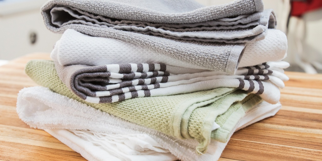 Come lavare i nsotri panni della cucina