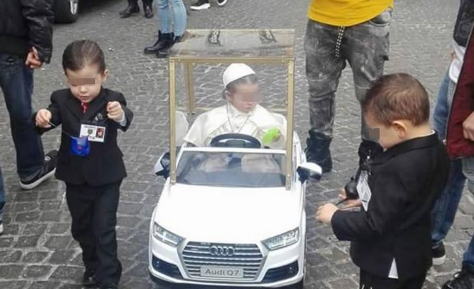 sfilate bambini NApoli -3-