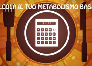 calcolo metabolismo basale