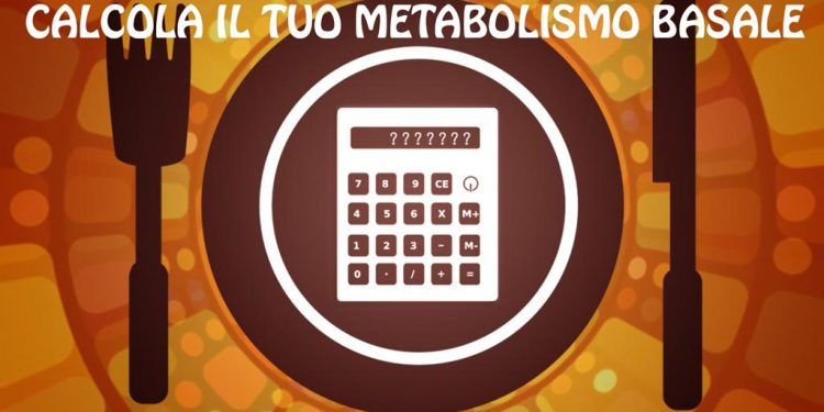 calcolo metabolismo basale