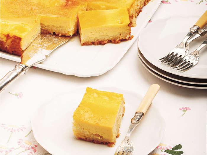 torta carrarina fette