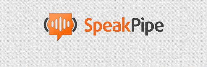 Speakpipe