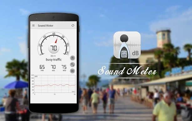fonometro misura rumore