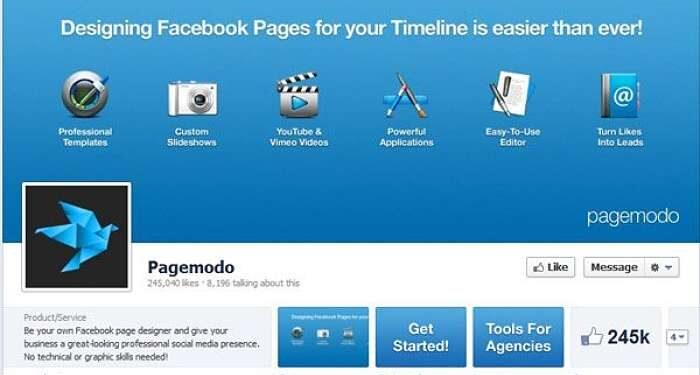 Pagemode app
