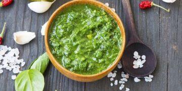 salsa verde ricetta