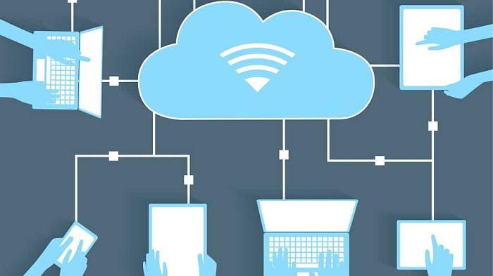 cloud condivisione