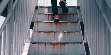 Come perdere peso con lo stair climbing