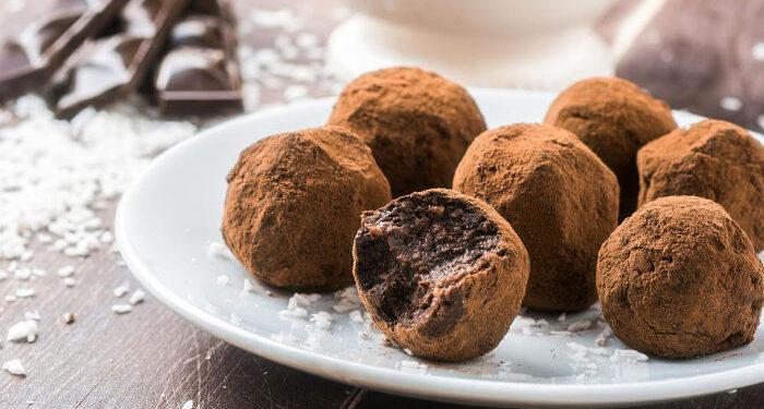 tartufi dolci ricetta