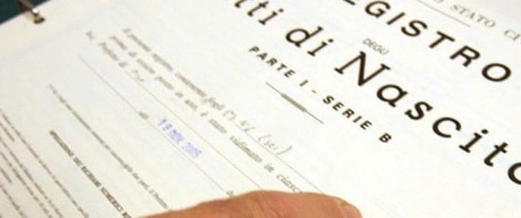 come richiedere certificato nascita