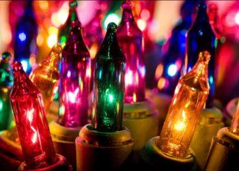 luci natale colorate da riparare