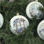 come creare palline per l'albero di Natale