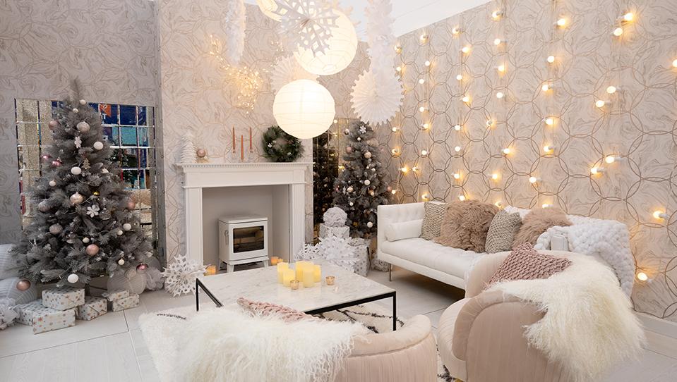 quali luci usare a casa per Natale
