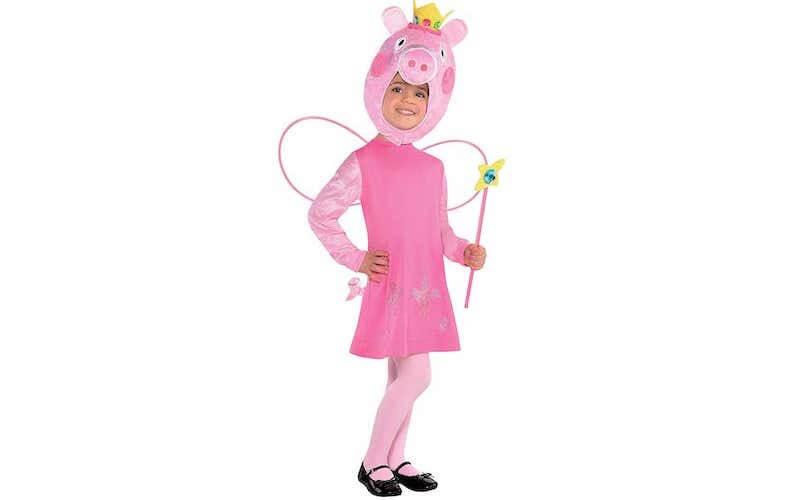 occorrente per creare costume peppa pig