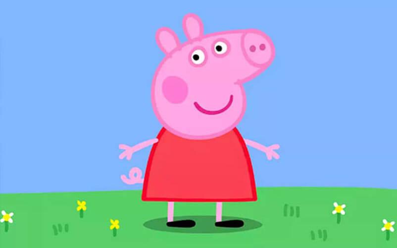 come fare il costume di peppa pig