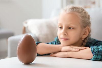 uova di Pasqua offerte