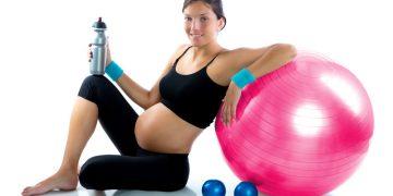 esercizi gravidanza casa