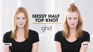 half-top-knot-regole