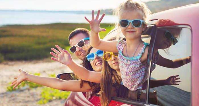 vacanza per famiglia