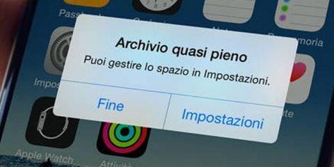 iPhone-liberare-spazio