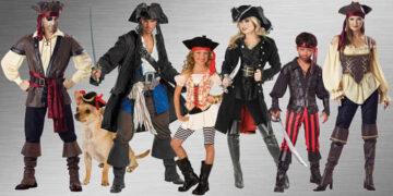 costumi pirata idee
