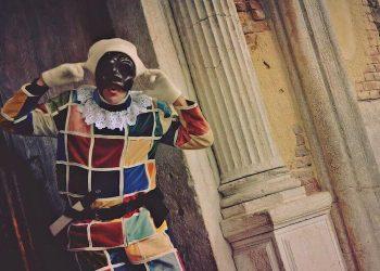 Come fare costume Arlecchino