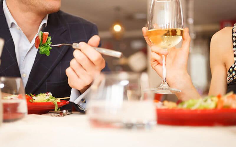 Cena san valentino ristorante stellato