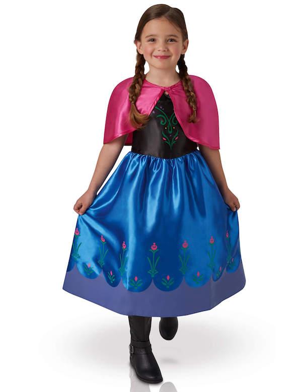 Bambina con Costume
