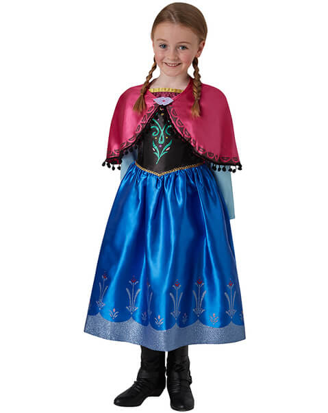 Come fare il costume di Anna