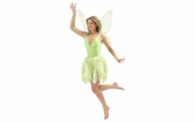 Come fare il costume da trilly fai da te