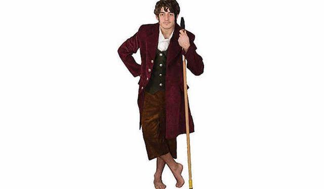 Fare costume da Hobbit