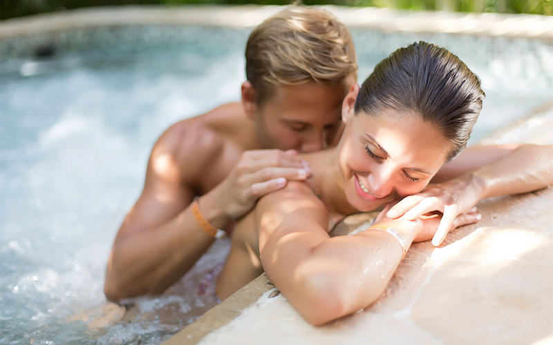 Giornata san valentino Spa relax di coppia