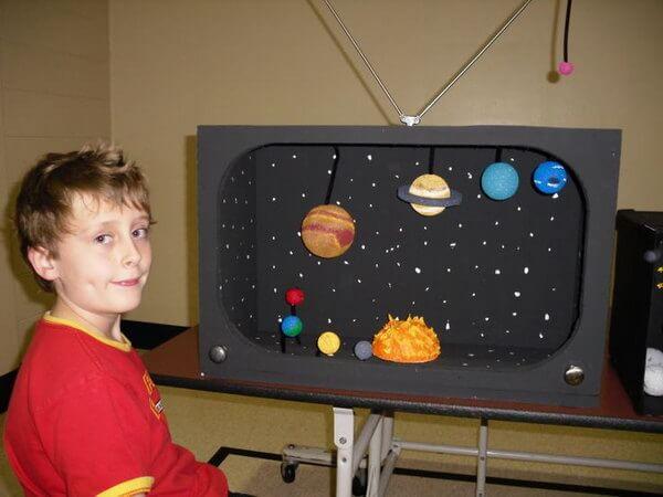 esempio sistema solare 9