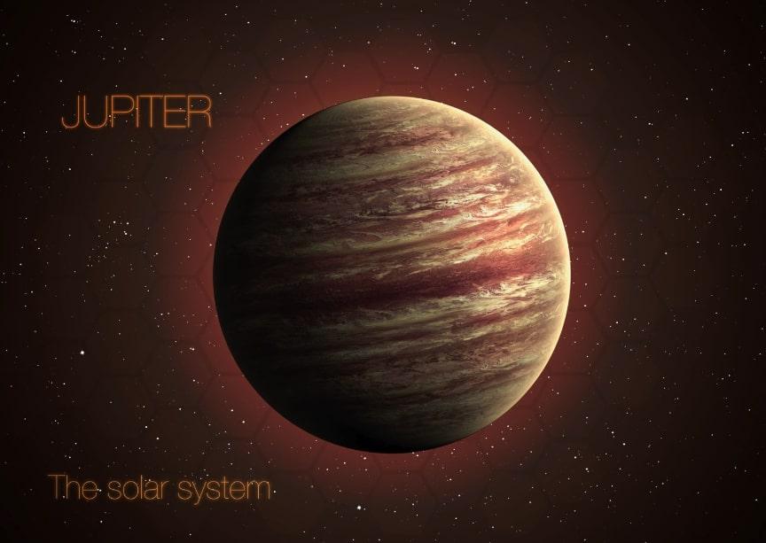 giove pianeta sistema solare