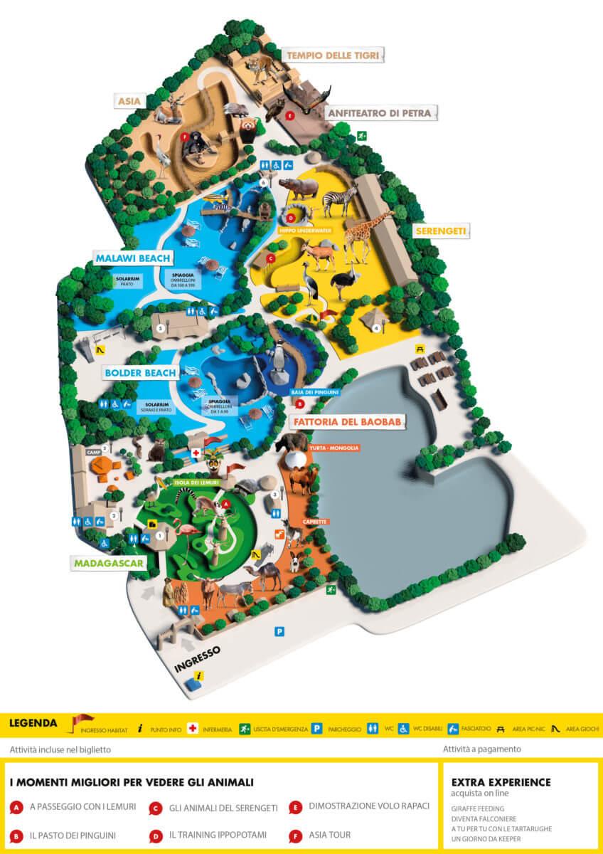 zoom torino mappa