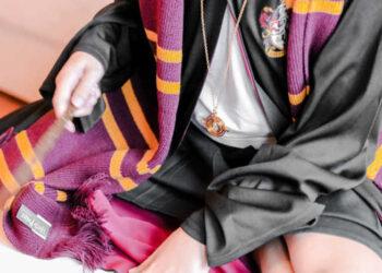 dettagli costume harry potter