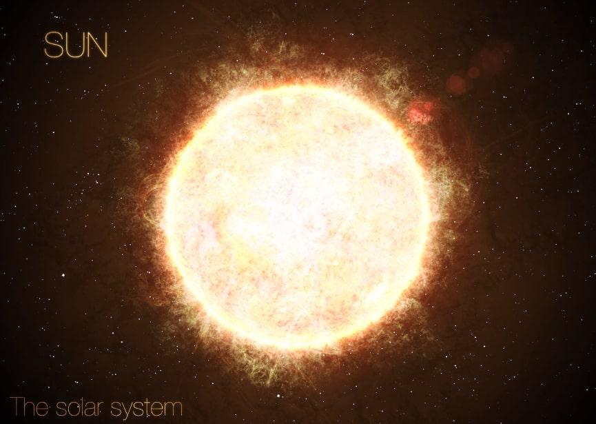 sole pianeta sistema solare